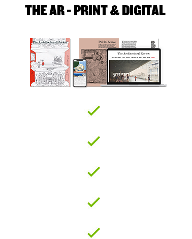 Architectural Review Print & Online